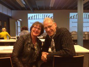 Henry Claessen en Henriette Dekkers